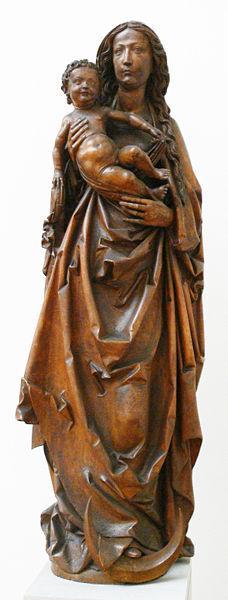 Madonna um 1510
