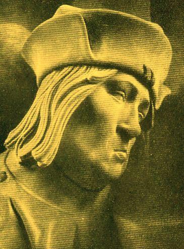 Selbstbildnis als Nikodemus im Beweinungsaltar