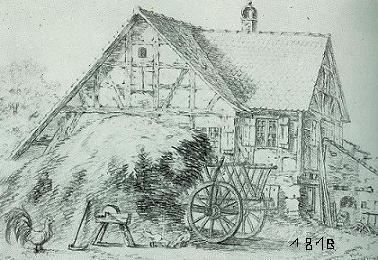 Bauernhof 1818