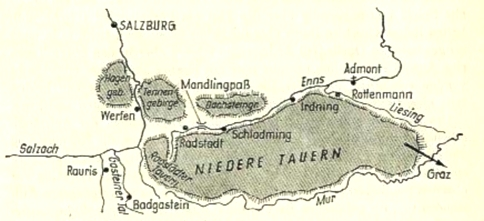 Salzburgisch-Steirisches Aufstandsgebiet