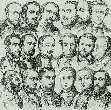 Die Linken der Frankfurter Nationalversammlung